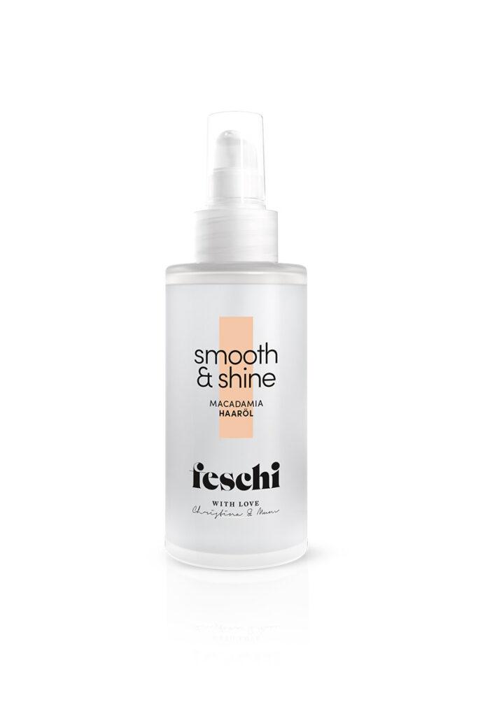 feschi smooth & shine - Macadamia Haaröl