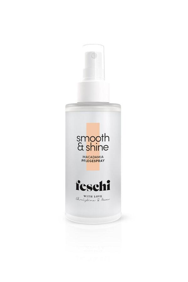 smooth & shine - Macadamia Pflege Spray von feschi