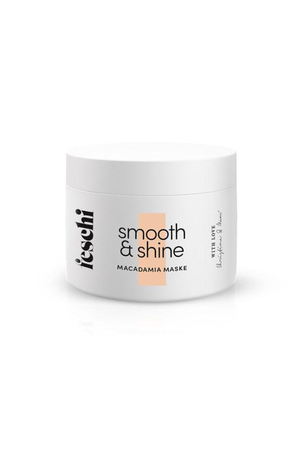 smooth & shine Haarmaske feschi mit Macadamia