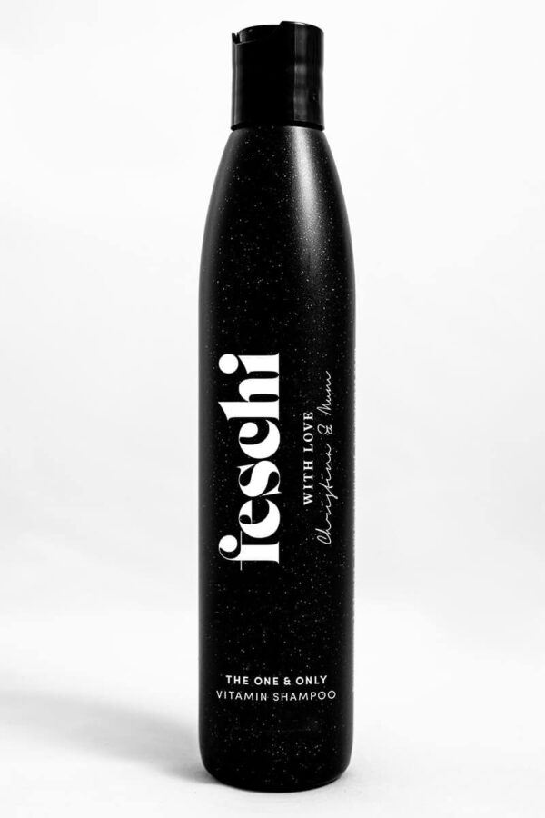 Vitamin Shampoo - the one and only feschi