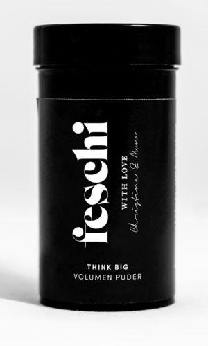 feschi Volumen Puder - think big