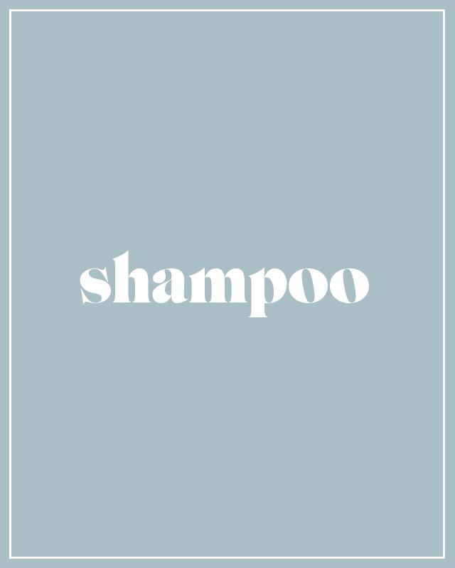 Shampoo Produktkategorie von feschi
