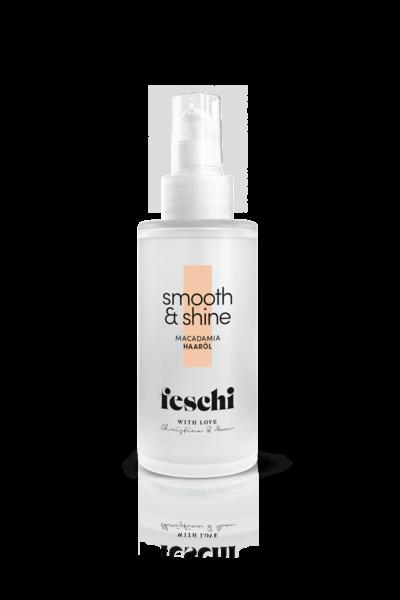 smooth and shine Haaröl von feschi
